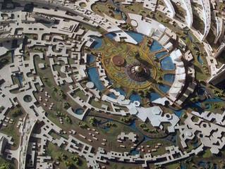 Auroville, a cidade do Amanhecer