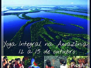 Yoga Integral na Amazonia