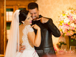 Andreia e Leandro