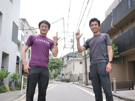 GOGO2021に櫛部静二さん登場!