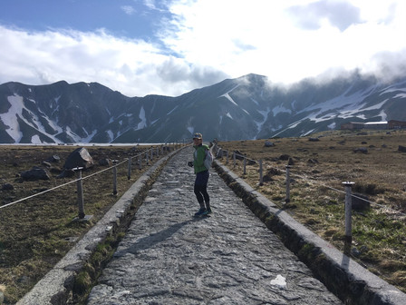 立山登山レポート