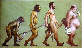 長距離を走る為に進化した人間