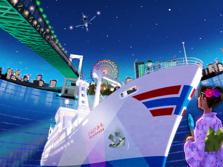 東京湾納涼船へ行こう!