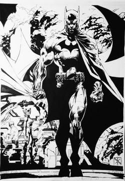 Bat Man Jim Lee Master Copy copy