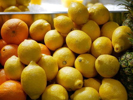 レモンの健康効果