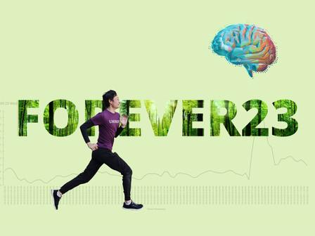 FOREVER23 RUN〜脳
