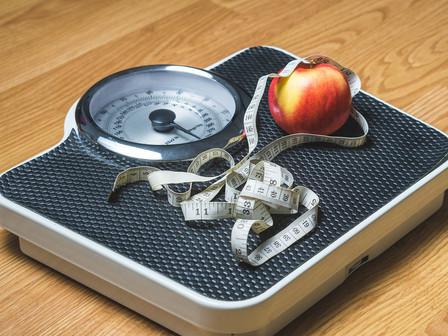 体重とランニング