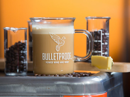 BULLETPROOFコーヒーがヒットした秘密