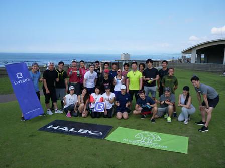 湘南Morning Run ポストイベントブログ