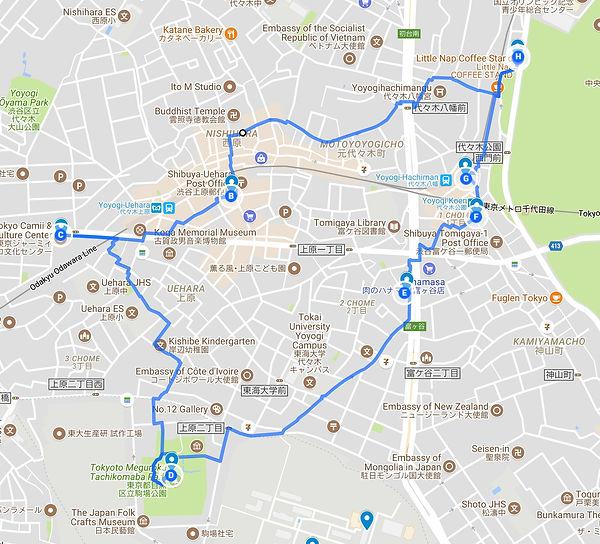 代々木上原ラン - Google My Maps.jpg