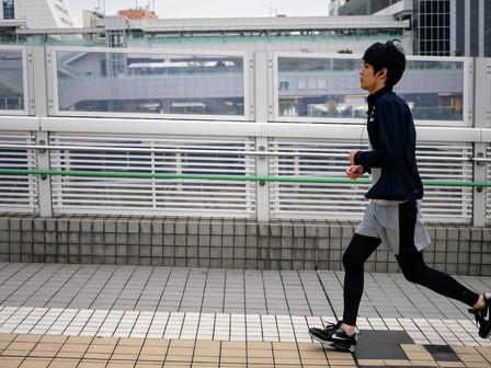 長距離のランニングをすると筋肉が小さくなる?