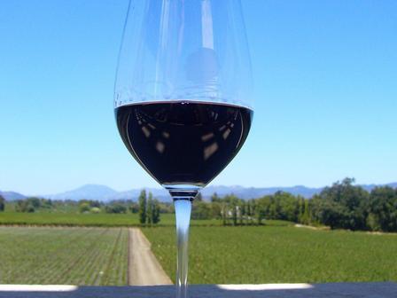 赤ワインの健康効果について