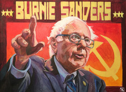 Bernie Comunist_