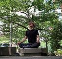 Tomo Meditating.JPG