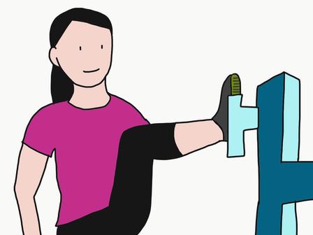 節約フィットネスガールは初動負荷トレーニングを定期的に通うべきか?