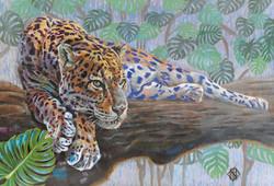 Jaguare Painting