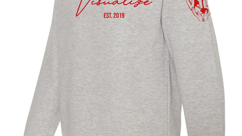 """Grey """"Est 19"""" Sweatshirt"""