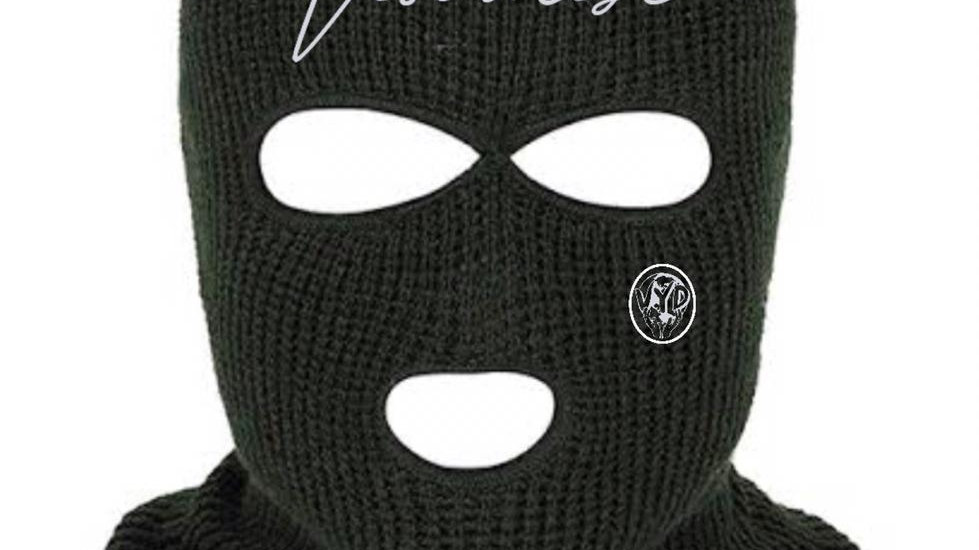 "Black Visualize ""VYD""Ski Mask"
