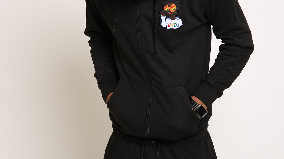 """""""Black History Month Character"""" Jogging Suit"""