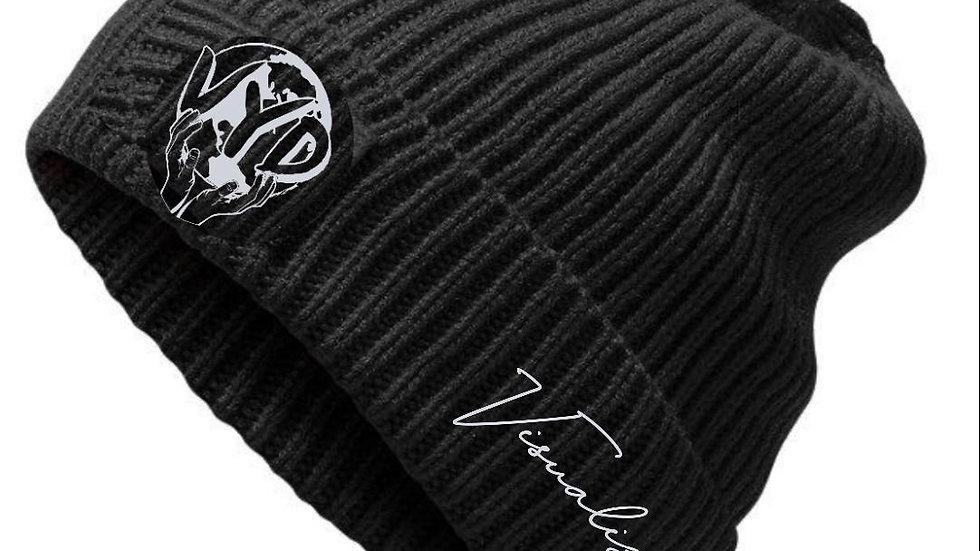 """Black Visualize """"VYD"""" Hat"""