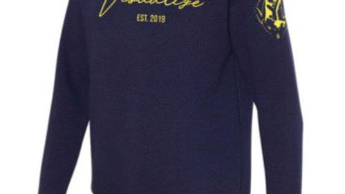 """Navy Blue """"Est 19"""" Sweatshirt"""
