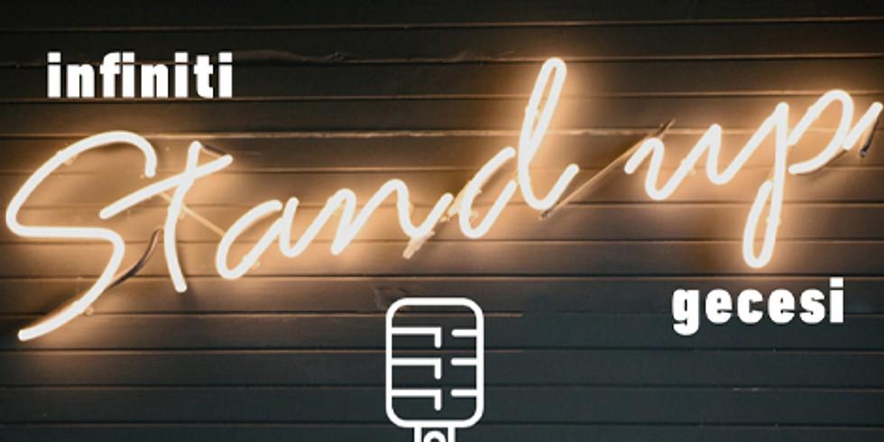 Inifiniti Stand-Up Gecesi - 28 Kasım 2020