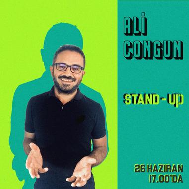 Ali Congun Stand-Up