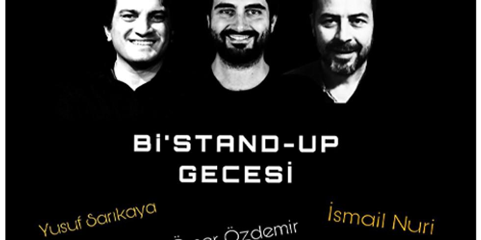 Bi' Stand-Up Gecesi - 28 Kasım 2020