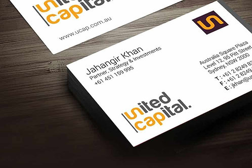 Bussiness Card  Premium 350gsm