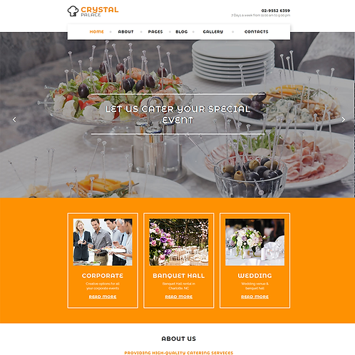 Seafood Business website
