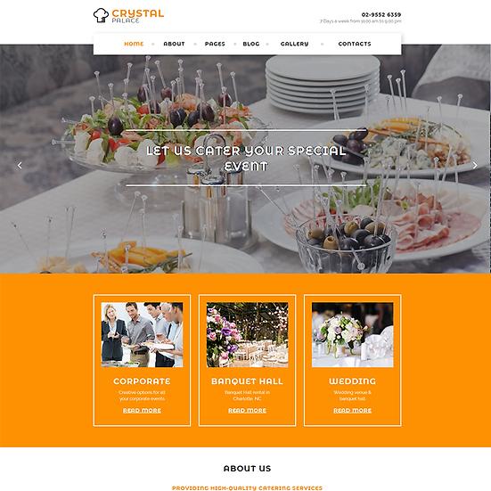Seafood Business website