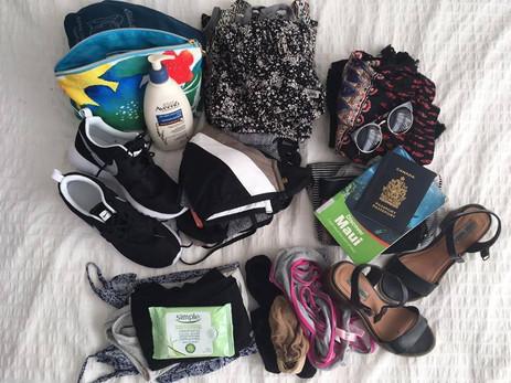 Voyage en sac à dos: quoi apporter?