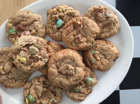 Biscuits décadents aux Mini Eggs