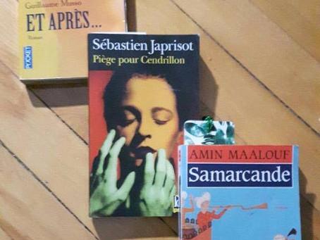 Quelques lectures estivales…  pour tous les goûts!