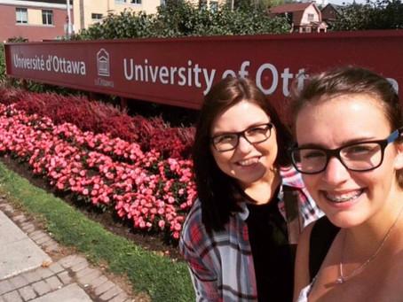 Tu sais que tu as été à l'Université d'Ottawa quand...