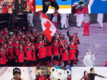 La fébrilité des Jeux Olympiques!