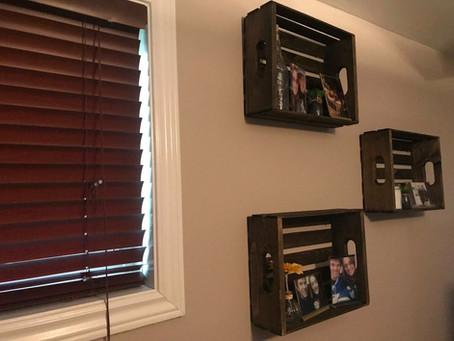 DIY - Une décoration simple et peu coûteuse!