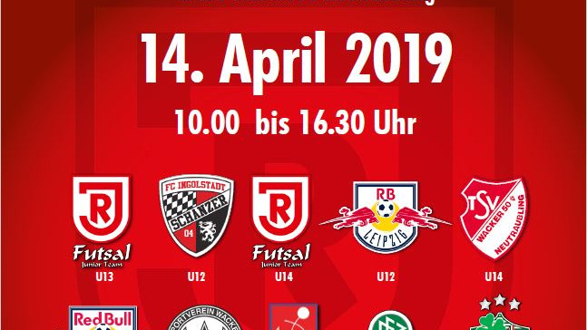 14. April 2019 Bundesligisten-Turnier