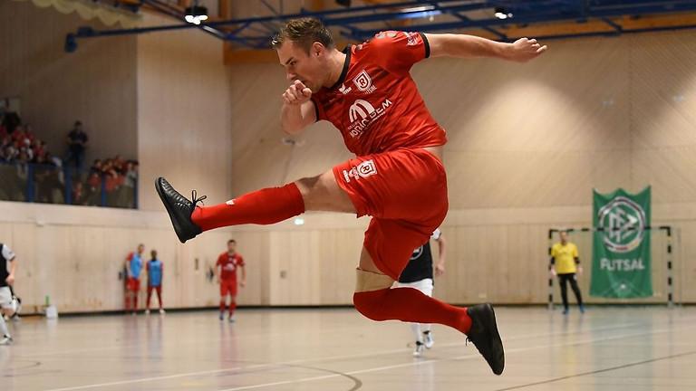 Regensburg steht im Finale der deutschen Futsal-Meisterschaft