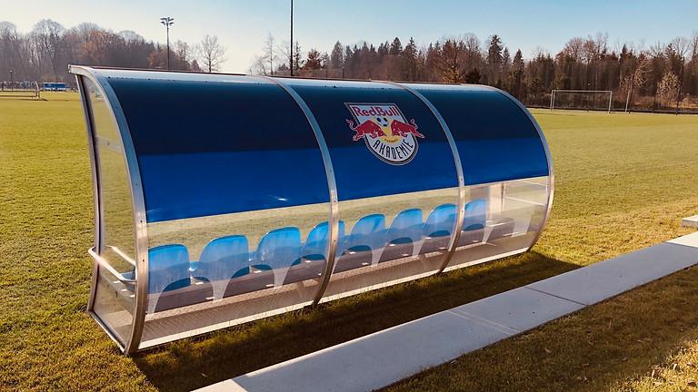 Beide Junior Teams bei Red Bull Salzburg