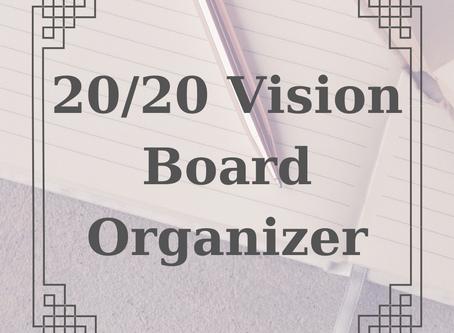 20/20 VISION BOARD: THE RENEE SHIAN VERSION
