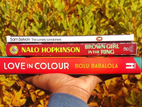 Love in Colour — Book Review