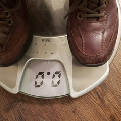 Lost a few pounds