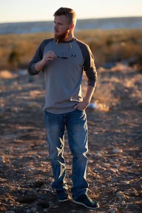 Portrait Photograph taken in Farmington NM