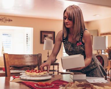 Barefoot Baker Commercial