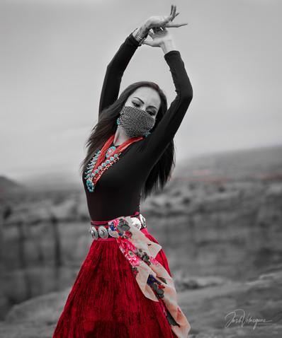 Native American Portrait Photographer