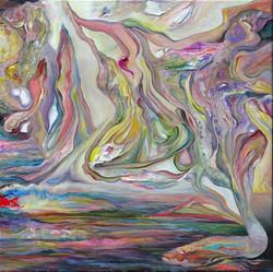 La fontaine de l'Ange sans tête