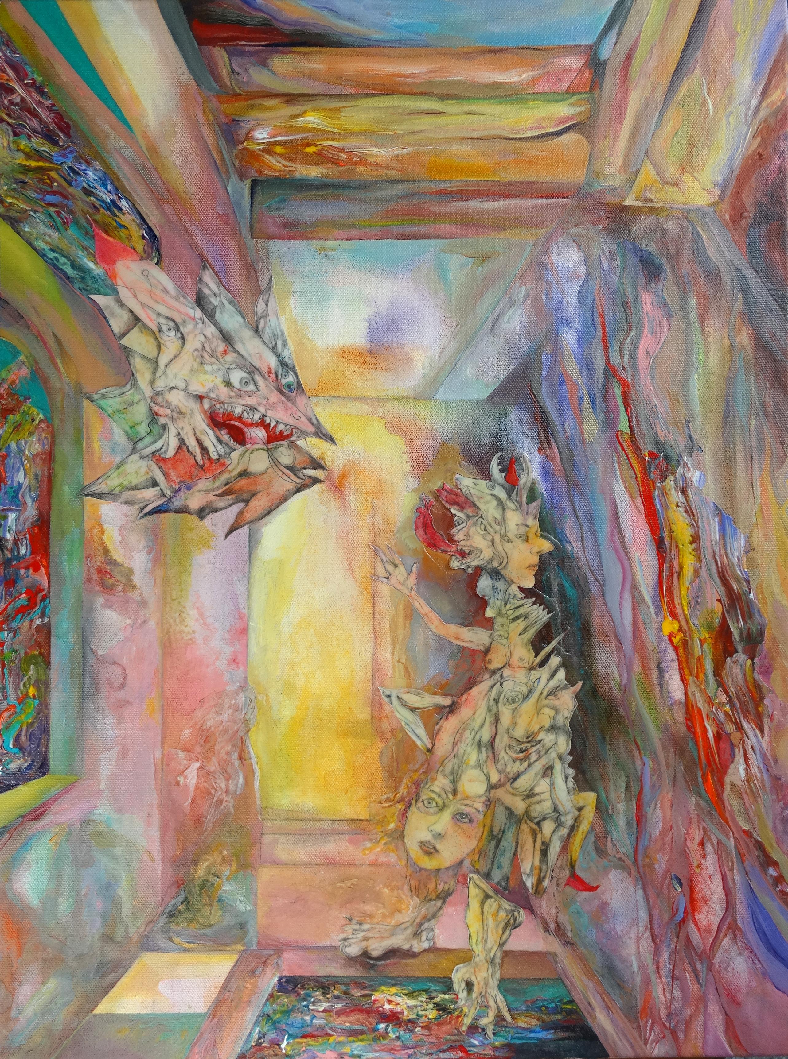 The Corridor of Broken Ghosts