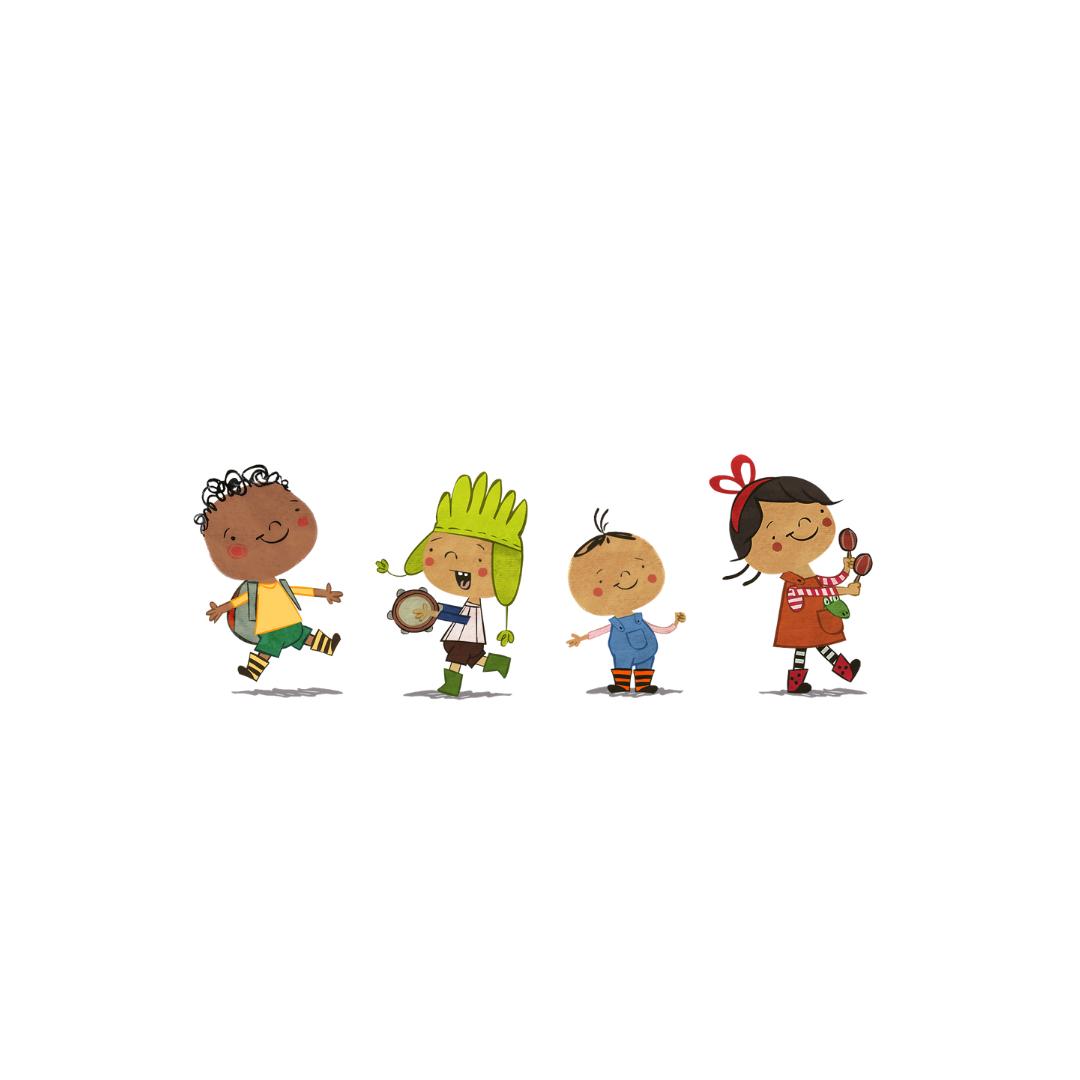 Zumbini Online (ages 0-4)