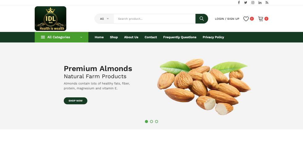 IDL Nuts